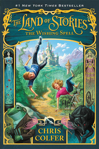 The Wishing Spell: The Land of Stories